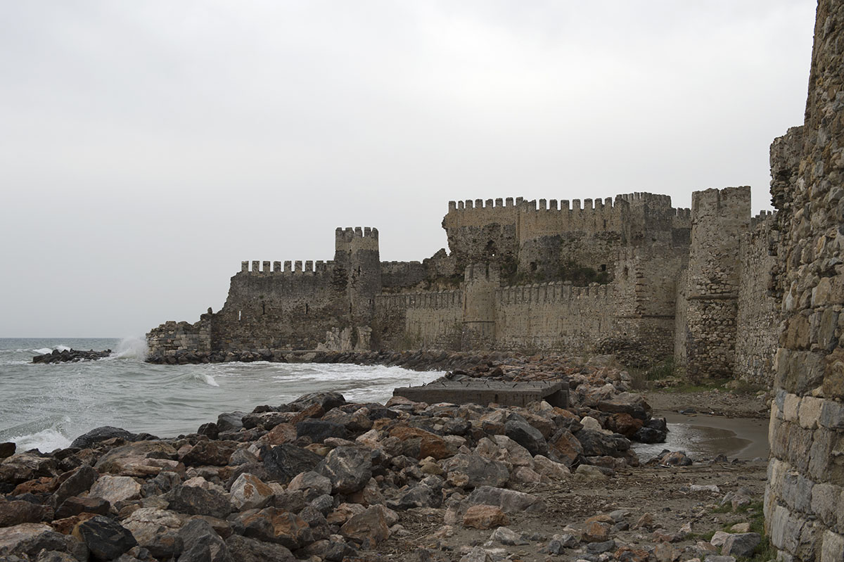 Anamur Castle March 2013 8565.jpg
