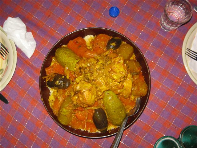 couscous to eat