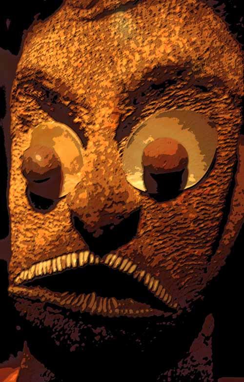 Headman Mask