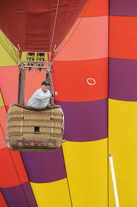 Hot Air Ballon Ring Toss