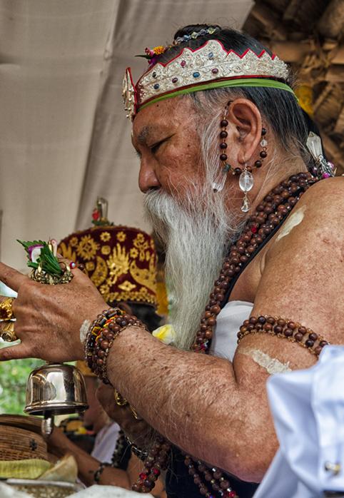 Hindu Priest *