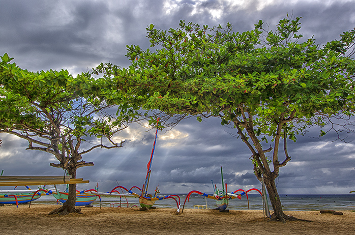 Morning Light: Sanur, Bali
