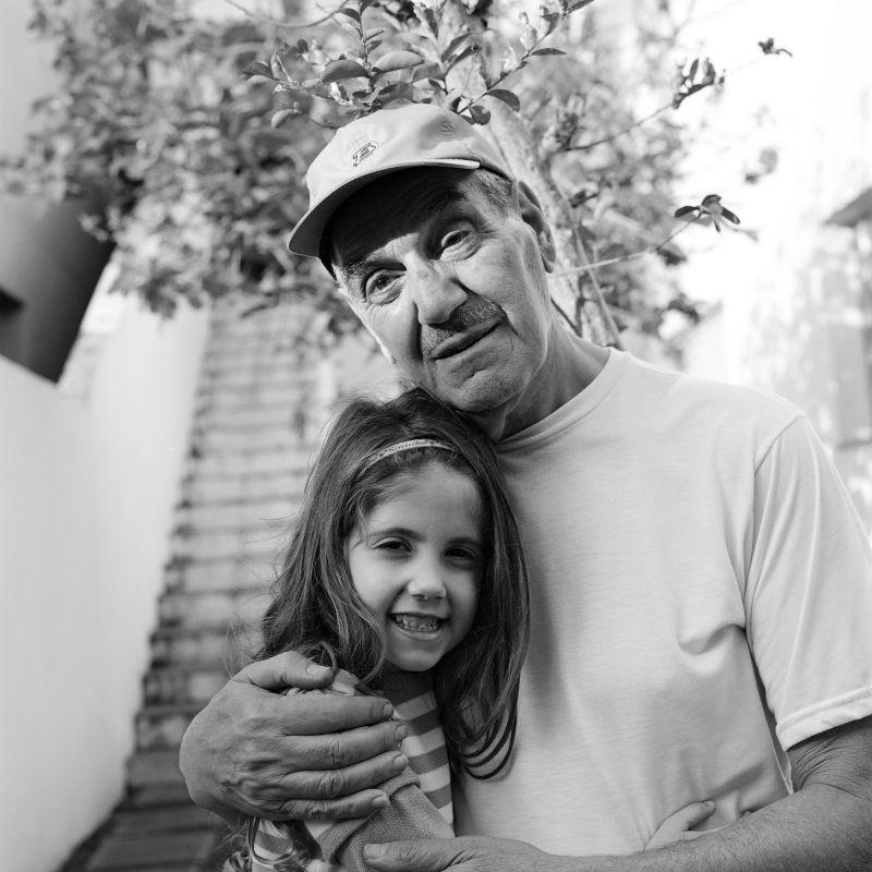 Vovô e Mari
