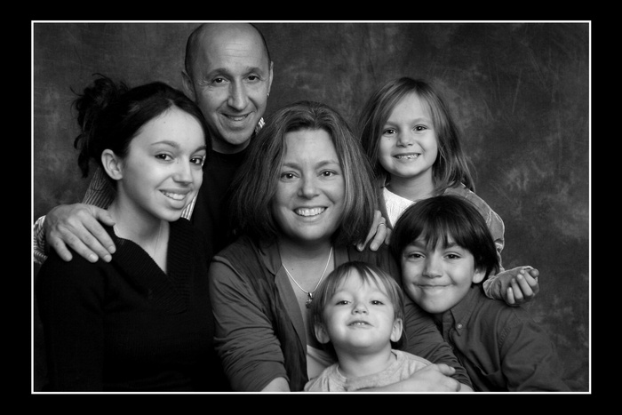 my family dec 2006