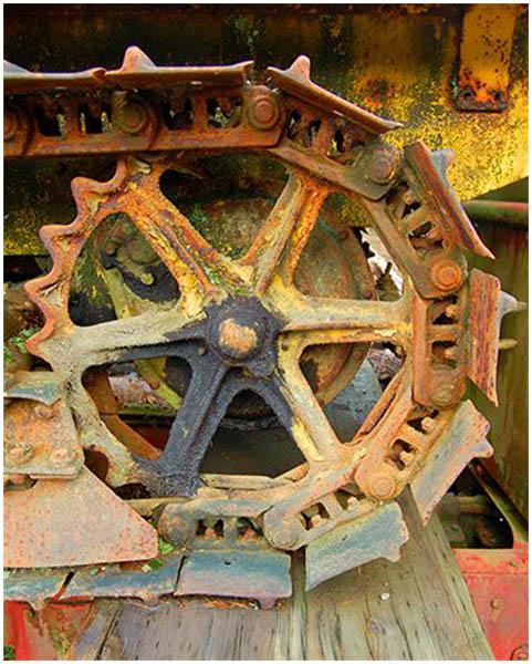 Don Ericson, Rusty Wheel