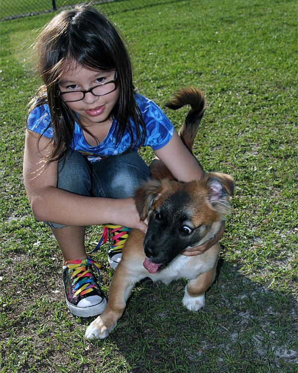 Erin with Mittens at the Dog Park.jpg