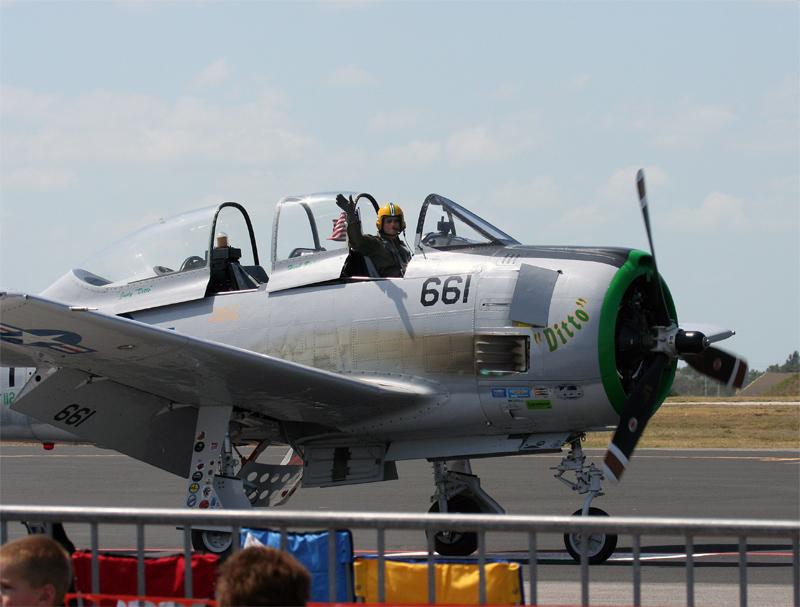 WWII Fighter Pilot Waving.jpg