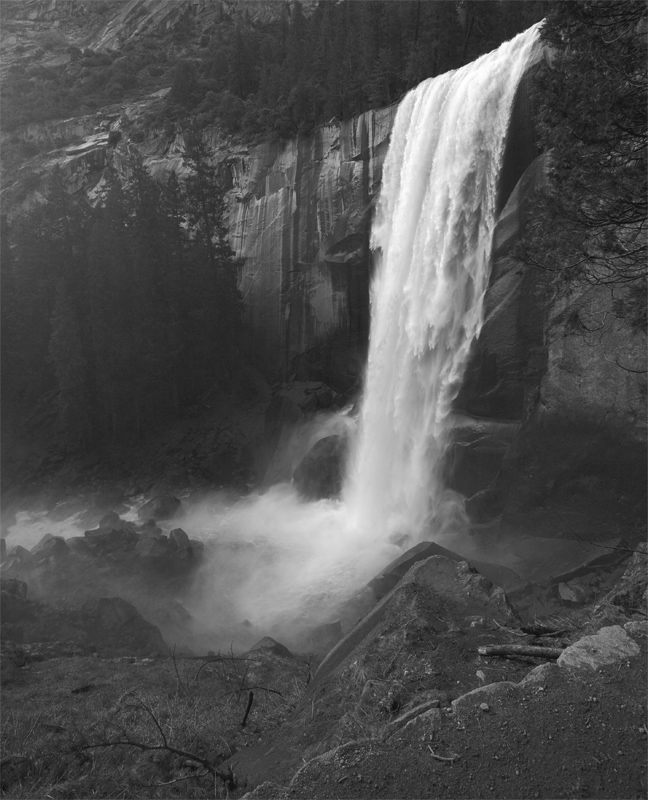 Vernal Falls Black and White 2.jpg