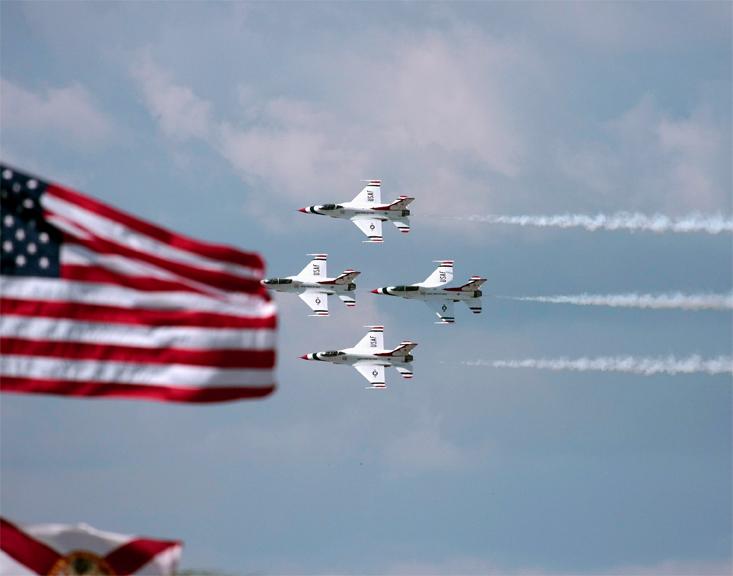 Quartet flying into flag.jpg