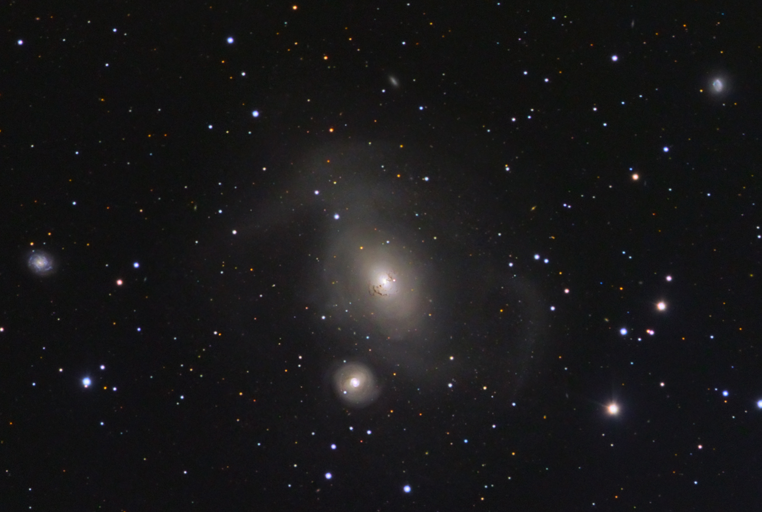 NGC 1316 - Fornax A