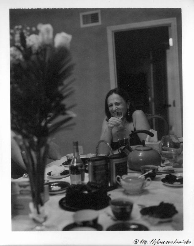 Elena Yakubovskayas birthday party