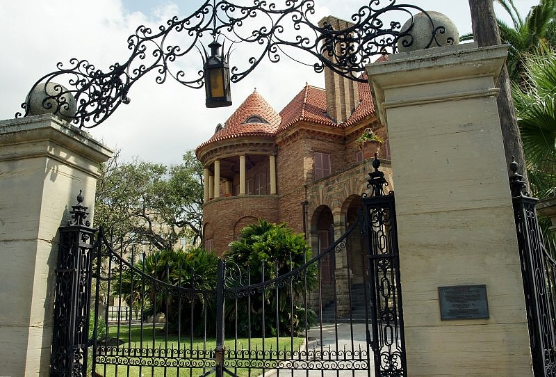 The Open Gate (George Sealy Mansion) -  1891