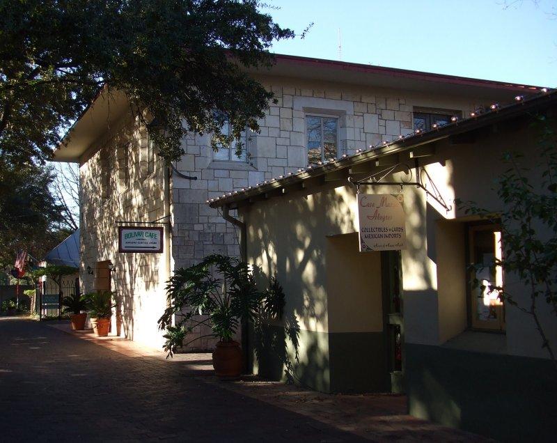 La Villita Shops