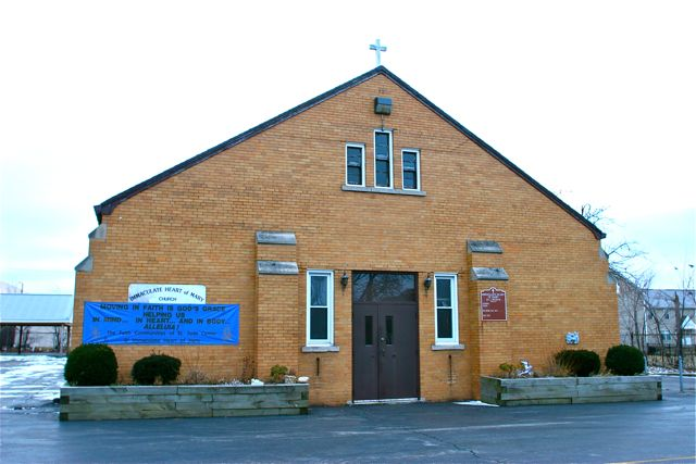Immaculate Heart of Mary RC Church
