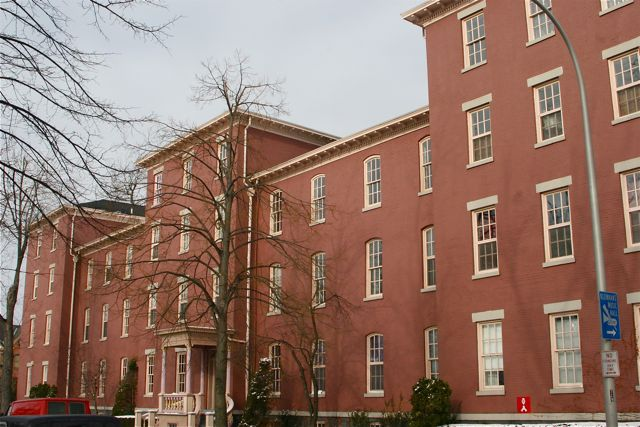 St. Marys Asylum for Widows, Foundlings, and Infants