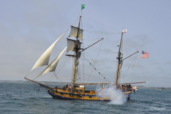 Cannonfire - Hawaiian Chieftain