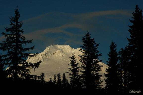 Mt Hood 2-31-06