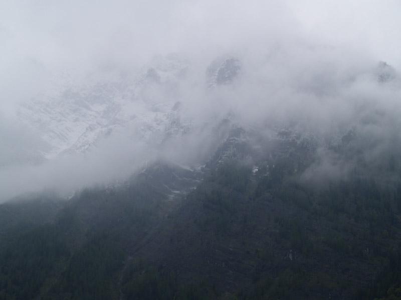 Snow on Peak