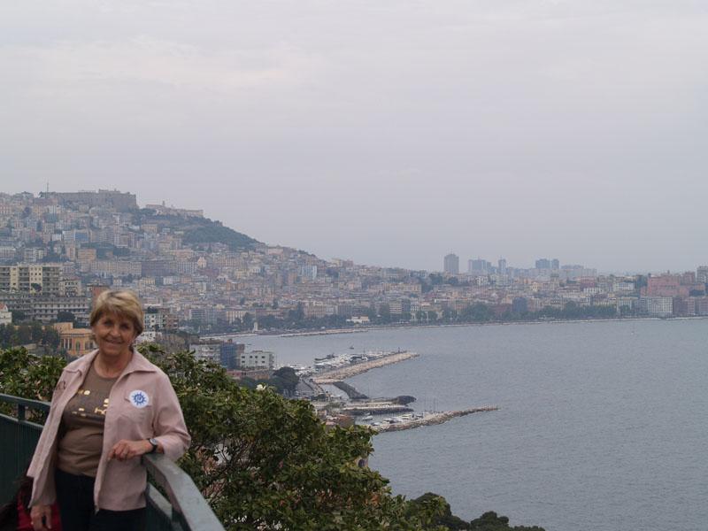 Mom in Naples