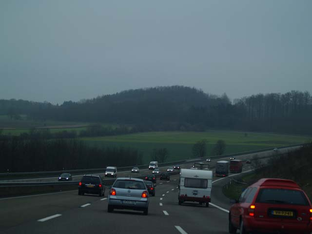 The Autobahn