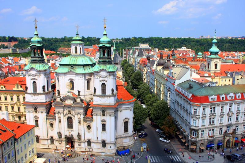 St. Nicholas Church, Old Town, Prague