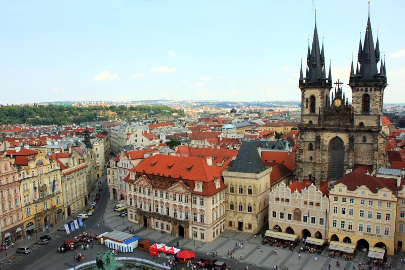 Staré Mìsto, Prague