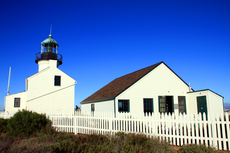 Point Lomo Lighthouse, San Diego