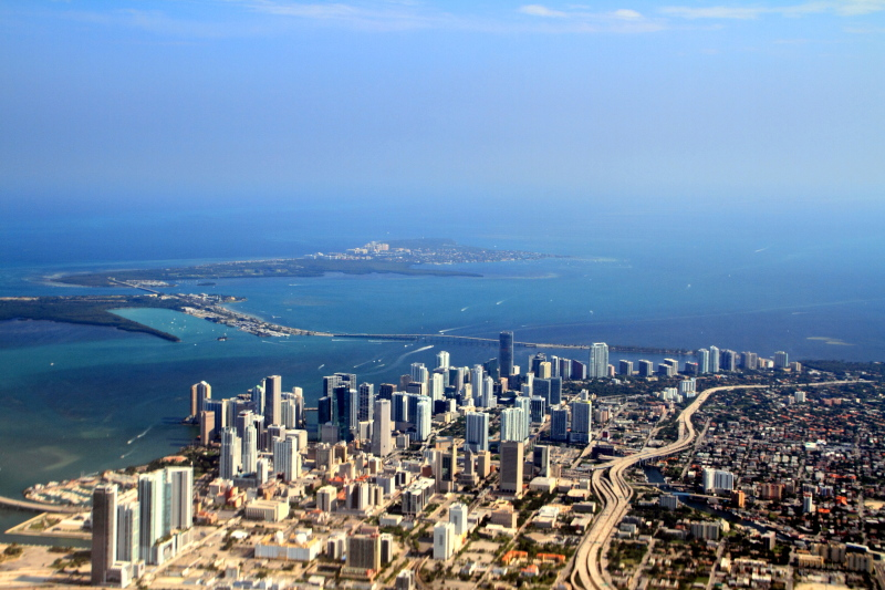 Miami and Key Biscayne, Florida