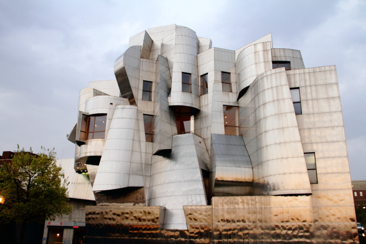 Frederick R. Weisman Art Museum, Minneapolis