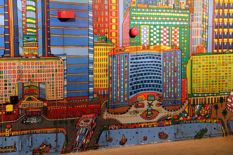 Harbor City Mall, Tsim Tsa Shui, Kowloon, Hong Kong