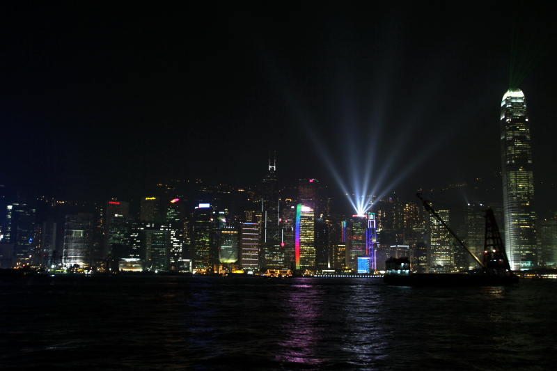 Hong Kong, Symphony of Lights