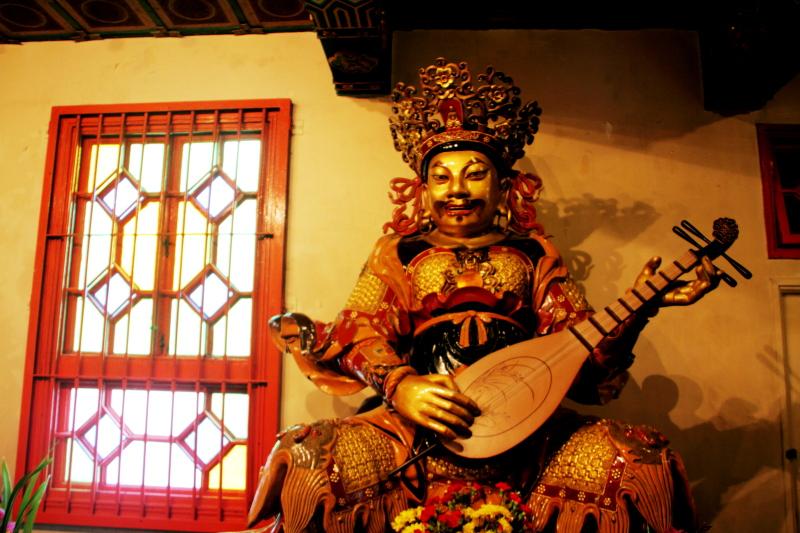 Po Lin Monastery, Ngong Ping, Hong Kong