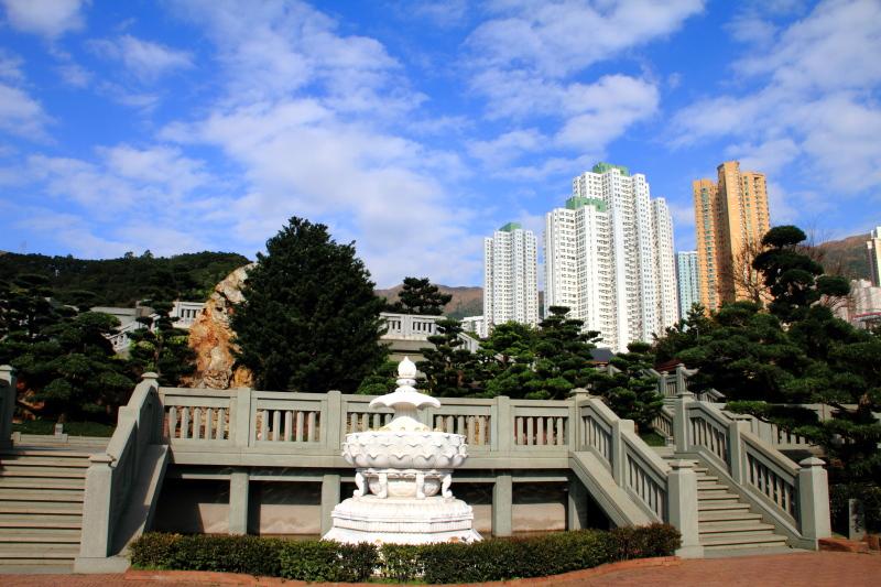 Chi Lin Nunnery, Diamond Hill, Kowloon, Hong Kong
