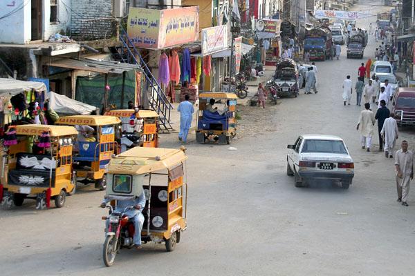 Sehnsa town