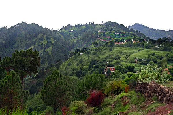 Gagnara village