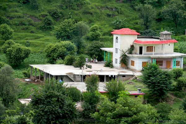 Village in Sarsawa valley