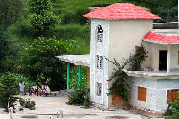 House in Sarsawa valley