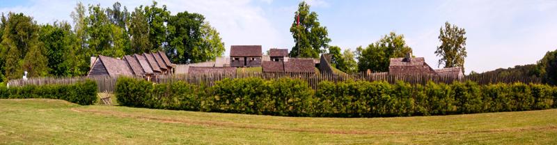 Fort Loudoun panoramic