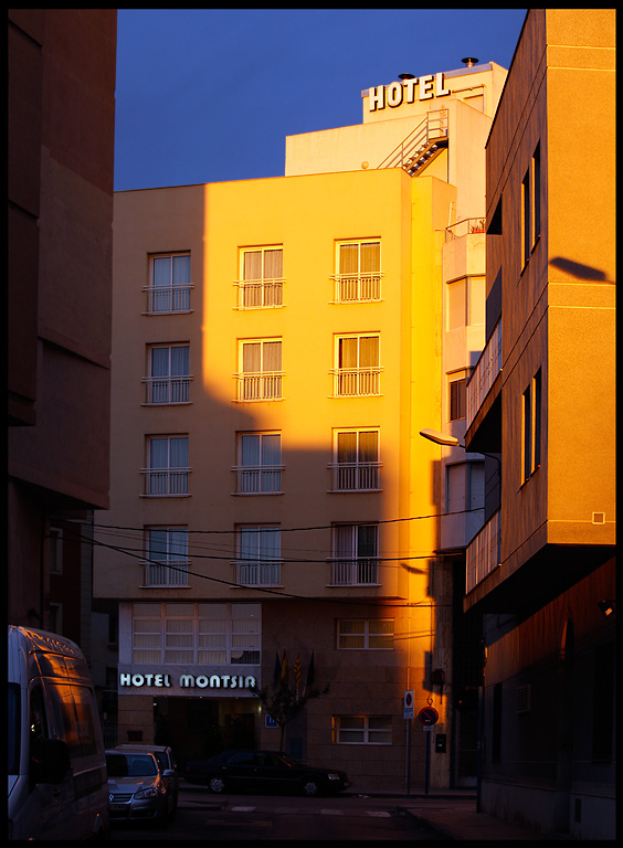 Hotel Montsia - my hotel in Amposta