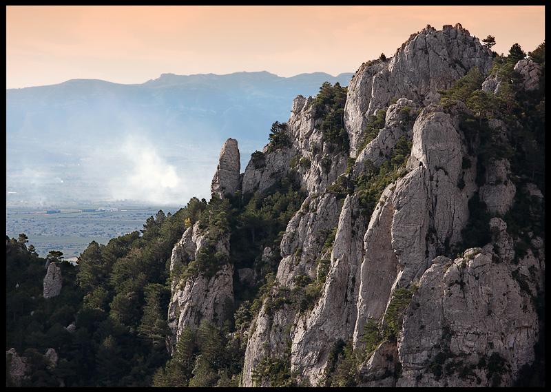 Dels Ports - Mountains near Ebro delta