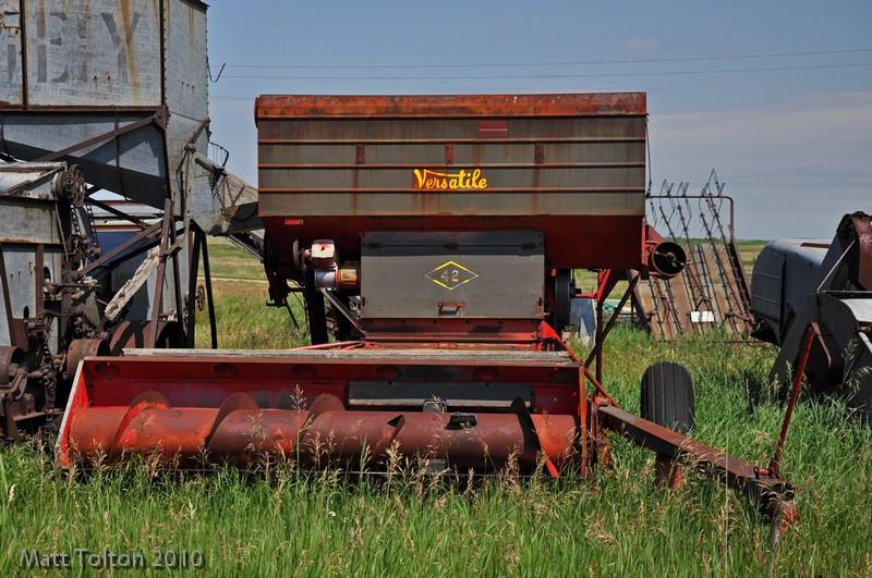 Versatile 42 Pull Type
