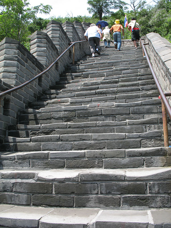 Lots of steps!