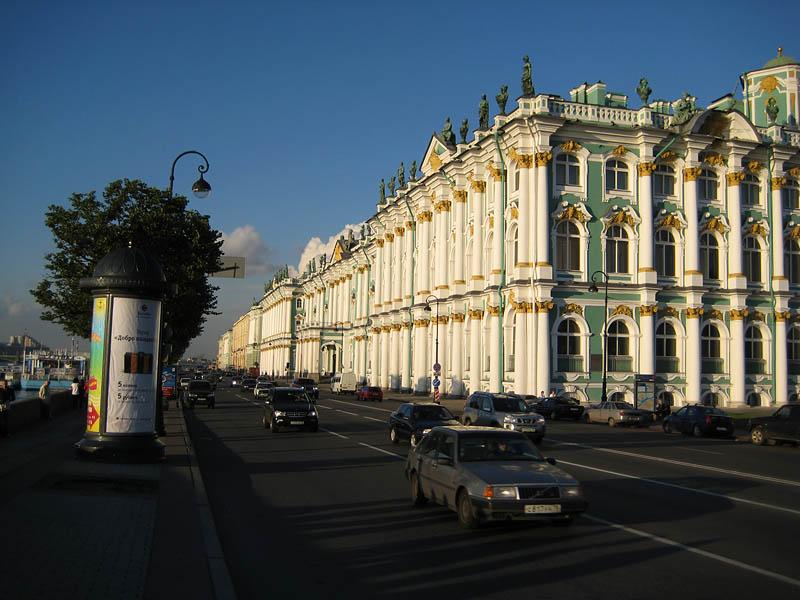 Hermitage/Winter Palace