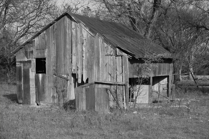 Barn in Anna, TX