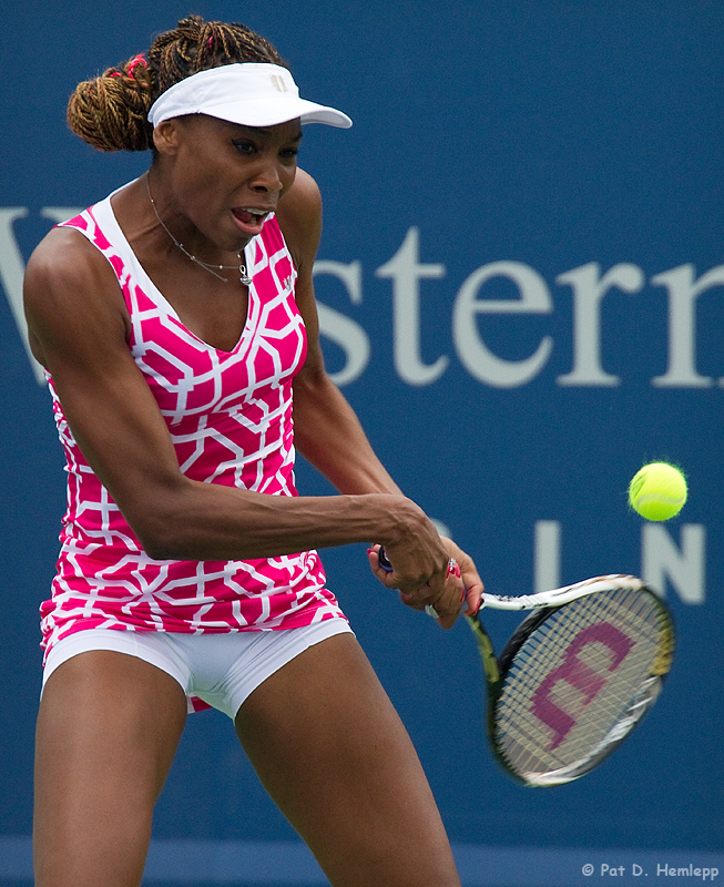 Venus Williams, 2012