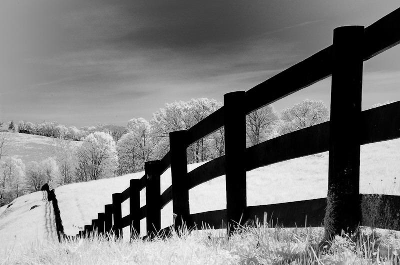 5/8/07 - Infrared Fence