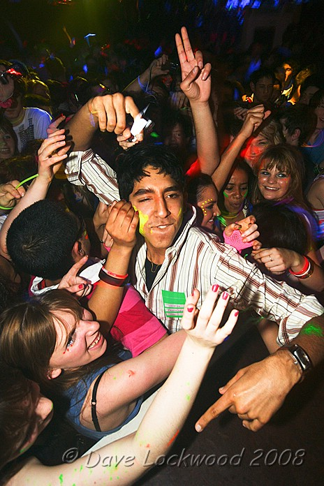 Dev Patel @ Fruity Friday, Leeds Uni