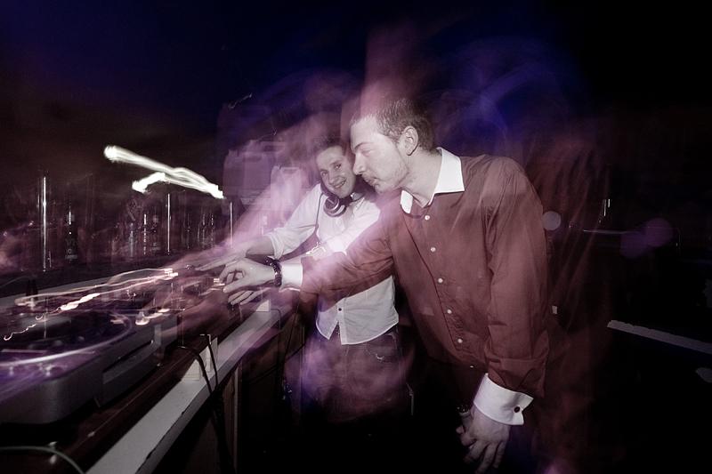 Neil & Gangsterboy @ Ethos