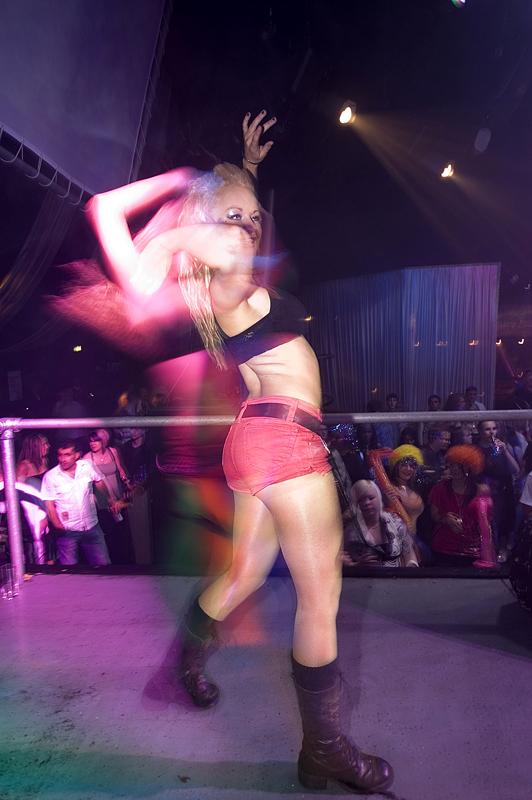 Dancers @ Glam Disco