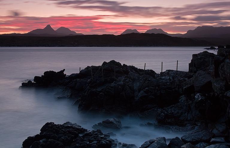 Achnahaird Bay at Sunrise